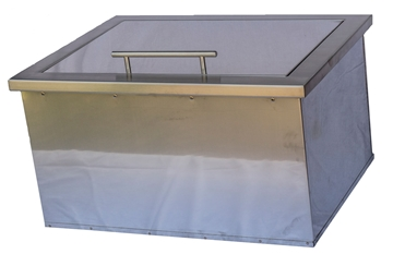 Picture of BBQ Island Component Built-In Stainless Drop In Ice Chest