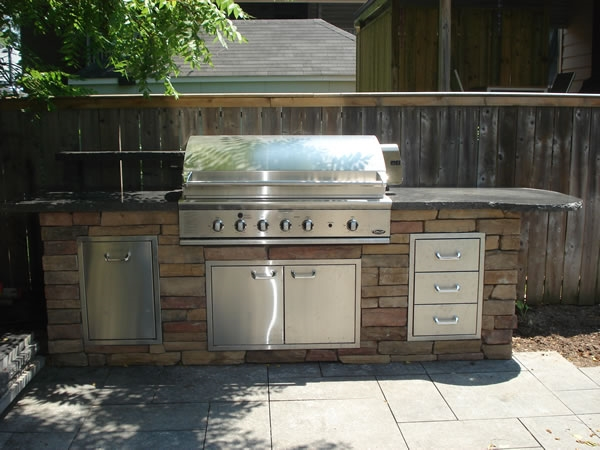 Outdoor Kitchens Canada Photo Gallery