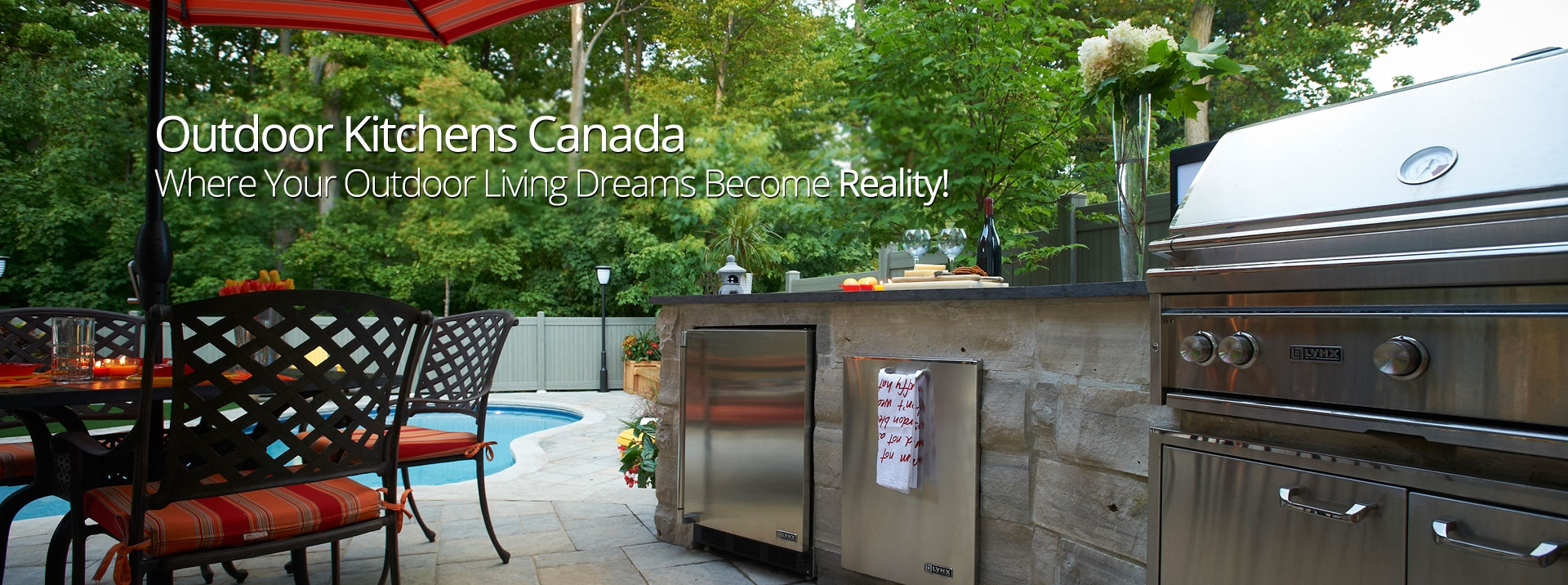 Outdoor Kitchens Canada