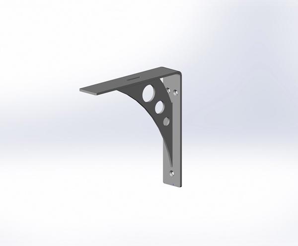 Stainless Steel Support Bracket